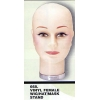 Mannequin Head Female Deluxe